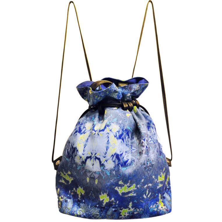 Shoulder bag with string BS